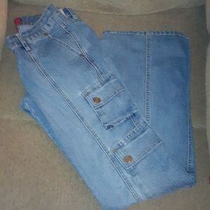 Glo Low rider jeans